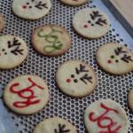 Biscottini renna per Natale