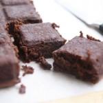 Brownie alla crema di marroni