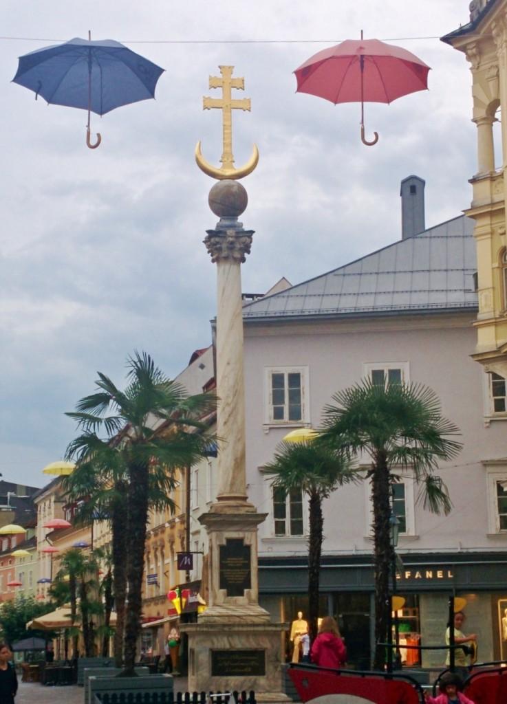 colonna memoria caduti della peste
