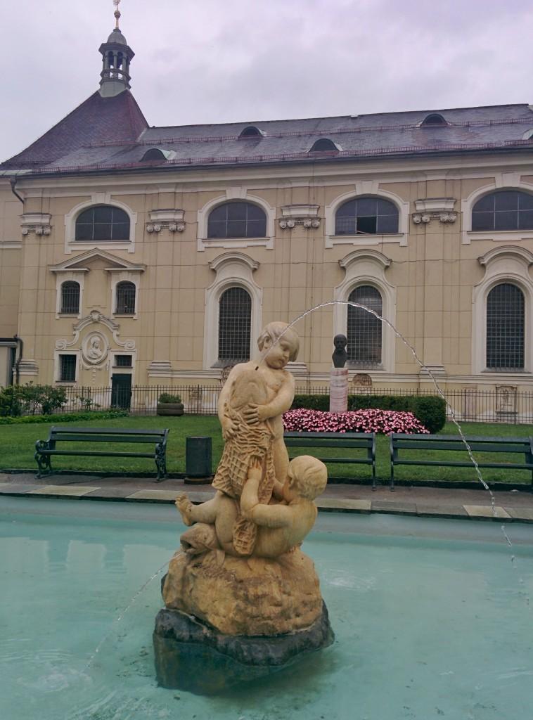 stadtpfarrkirche fontana
