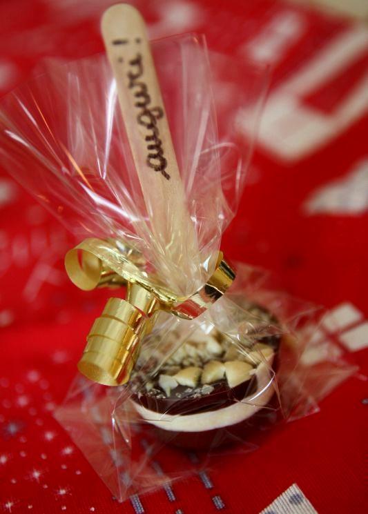 lecca-lecca al cioccolato