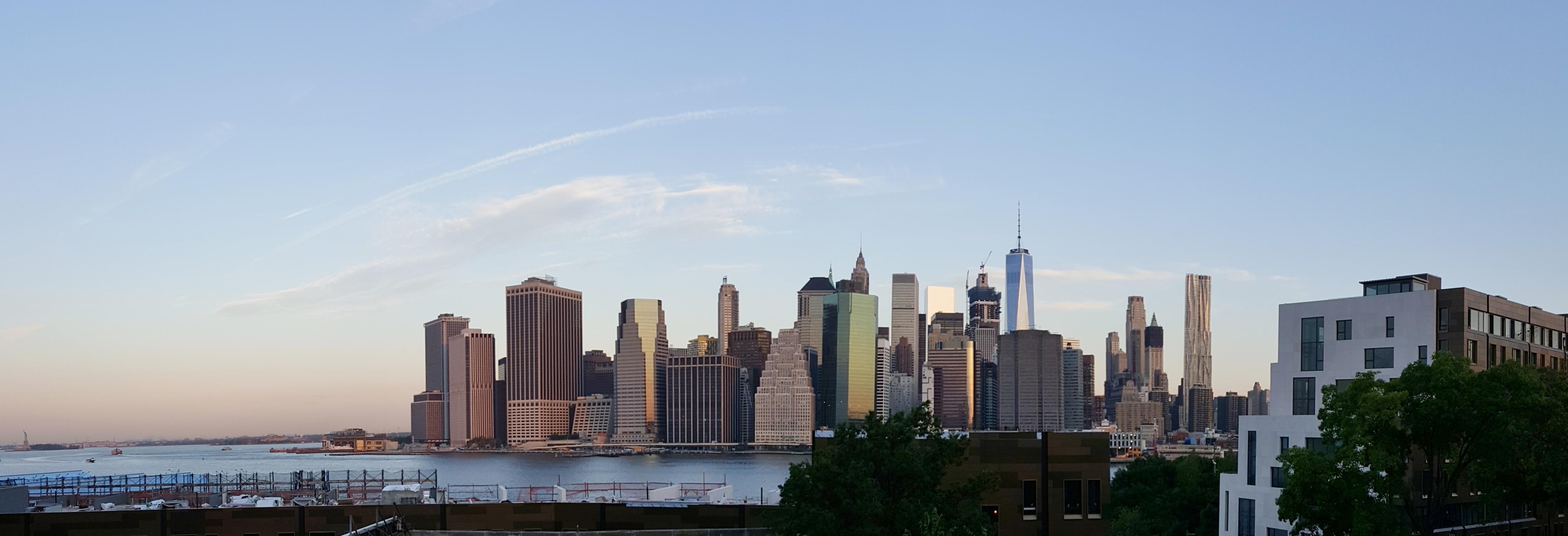 skyline da Brooklyn