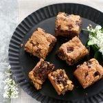 Torta al burro di arachidi e cioccolato