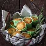 Mini muffin salati