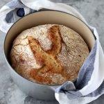 No-knead bread – Pane senza impasto