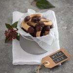 Biscotti alle noci e cioccolato