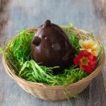 Soggetti o uova di Pasqua fatti in casa