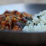 Rajma: stufato di verdure e legumi