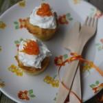Dolcetti alle carote, albicocche e pistacchi