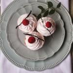 Cupcake ai frutti rossi e lime per una buona causa