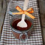 Preparato per bevanda al cacao profumato alla cannella