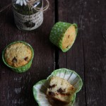 Muffin alle banane e cioccolato