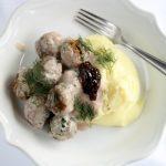 Polpettine di carne svedesi