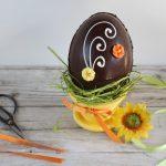 L'uovo di Pasqua fatto in casa