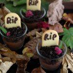 Tombe al cucchiaio spaventose per Halloween