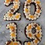 Number cake al cacao e arancia