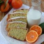 Torta ai mandarini e semi di papavero