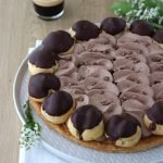 Saint Honoré al cioccolato