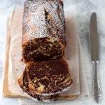 Plum cake variegato