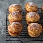 Cruffin: croissant a forma di muffin