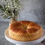 Wool roll bread – brioche gomitolo di lana